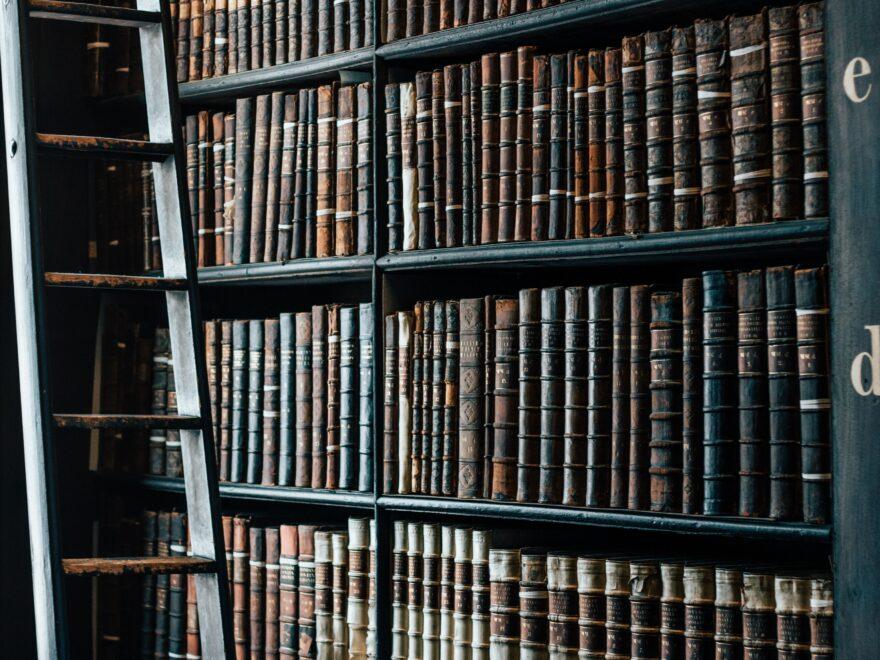 hardbound books